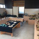 明日より陶芸教室展開催します!!